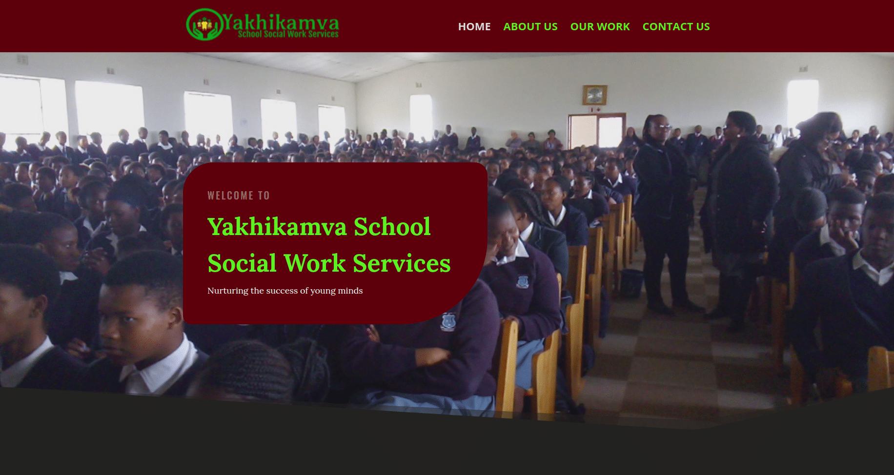 Yakhikamva Budget Website Design